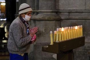 Templos e iglesias en tiempos del coronavirus