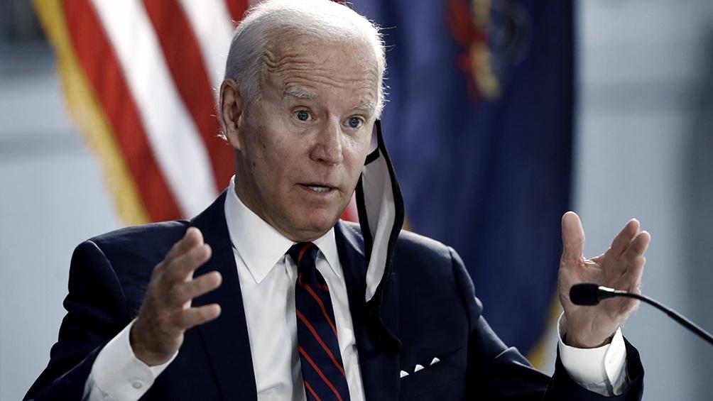 Biden romperá las tradiciones este año debido a la pandemia y participará de la Convención Demócrata en forma virtual.