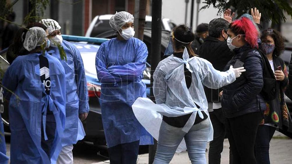 La Ciudad reportó más de 700 nuevos casos de coronavirus y ascienden a 371 los fallecidos