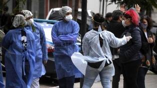 Confirmaron 12 casos en La Boca en el tercer día del operativo DetectAr