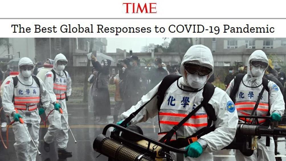Argentina, en la lista de países que mejor respondieron a la pandemia según la revista Time