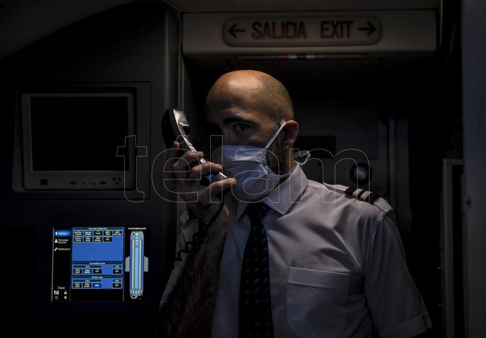 Más de 200 vuelos especiales para el regreso de argentinos ante la pandemia