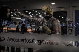 IATA: Argentina es uno de los países de la región que mantiene actividad aérea con vuelos especiales