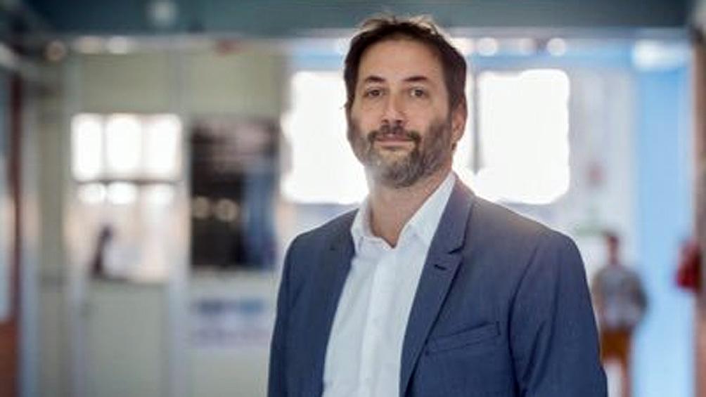 vicepresidente de la Fundación Bapro, Alejandro Alegretti