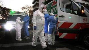 Desalojan a 17 adultos mayores de un geriátrico que funcionaba en el ex Hospital Israelita