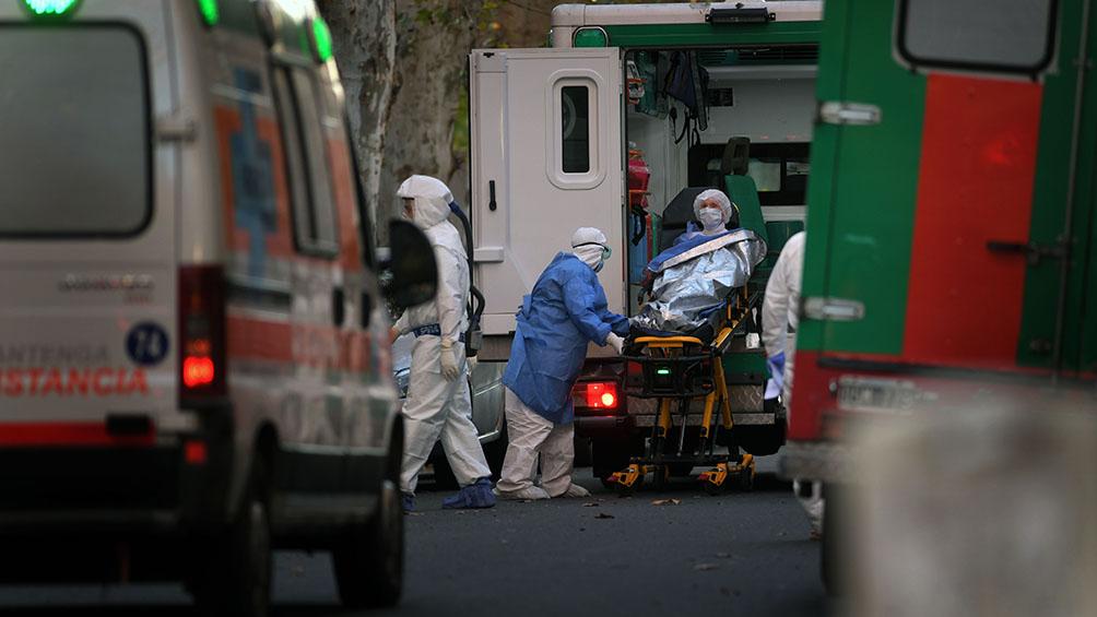 Informan ocho nuevos muertos y que se trabaja en una