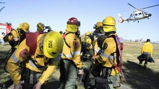 """Para el fiscal está """"prácticamente determinado"""" quiénes son los responsables de los incendios"""