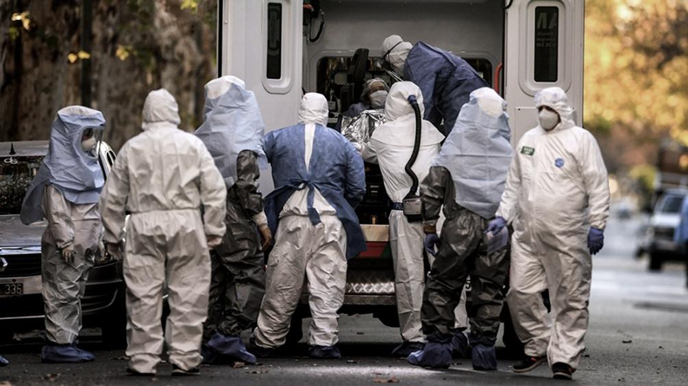Suman 31.140 los fallecidos y 1.173.533 los contagiados desde el inicio de la pandemia
