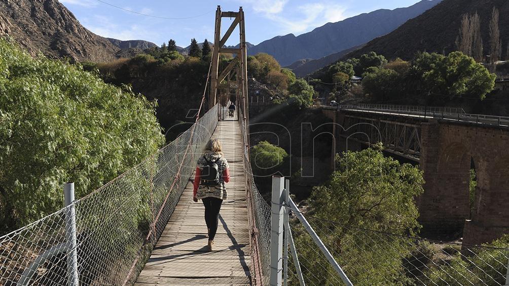 Unos 28.000 turistas recorrieron Mendoza este fin de semana lago