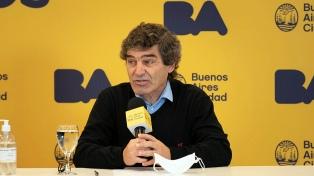 Quirós afirmó que la Ciudad se acerca a los 2.000 testeos diarios