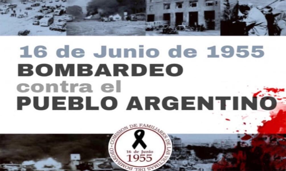 Se cumplen 66 años del bombardeo que dejó casi 500 muertos y 1.500 heridos.