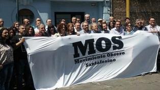 El Movimiento Obrero Santafesino respaldó el salvataje de Vicentin