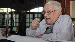 Murió el escritor Edgar Morisoli, cuya obra es parte del patrimonio cultural pampeano