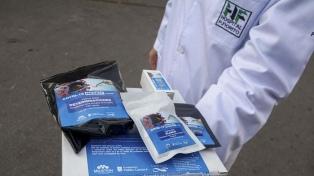 Producirán un millón de test rápidos argentinos para detección de coronavirus  por mes