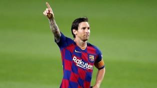 Messi y sus goles, minuto a minuto