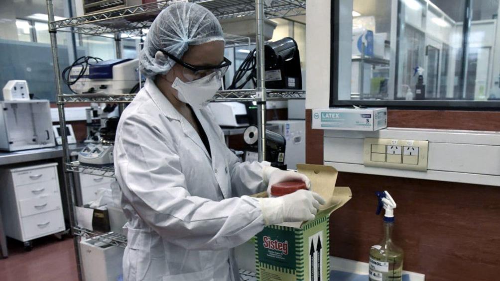 Murieron 103 personas y 12.332 fueron diagnosticadas con coronavirus en el país