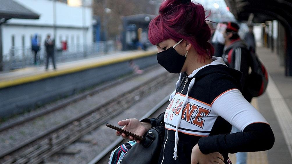 Paro de actividades dispuesto por el sindicato de conductores de trenes La Fraternidad