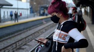 Extienden a la línea Sarmiento la aplicación para reservar un lugar en el tren