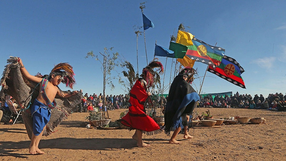 Hoy a 150 años  la pelea por la subsistencia de una Nación como la Mapuce sigue abierta