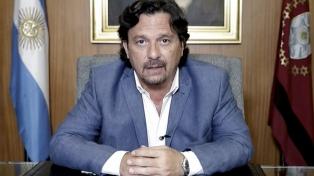 El gobernador Sáenz convocó a elecciones generales para el 4 de julio