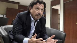 Gustavo Sáenz, gobernador salteño