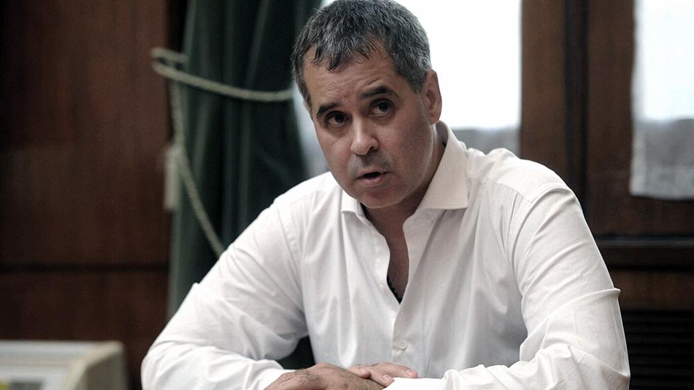 """El diputado """"Topo"""" Rodríguez dijo que """"Macri volvió de vacaciones para profundizar la grieta"""""""