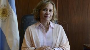 """""""Buscamos devolverle al personal de salud la atención que dan en este momento"""", dijo Díaz Bazán"""