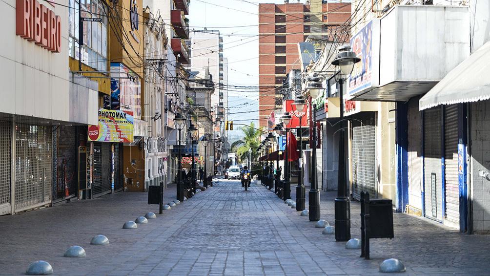 Jujuy vuelve a cuarentena total, sin certezas sobre si hay transmisión comunitaria