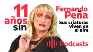 Hace 11 años moría Fernando Peña, el provocador que dejó su marca en la radio