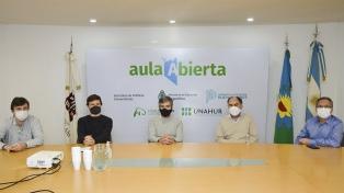 Mario Cafiero y Costa lanzaron los Encuentros Municipales de Cooperativismo Bonaerense