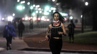 Amplían el horario para salir a correr en la Ciudad de Buenos Aires, pero se podrá hacer ejercicio de acuerdo al DNI