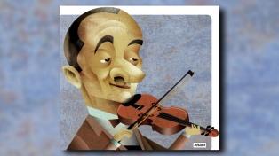 A 115 años del nacimiento de Vardaro, violinista que resuena profundo y con piel de tango