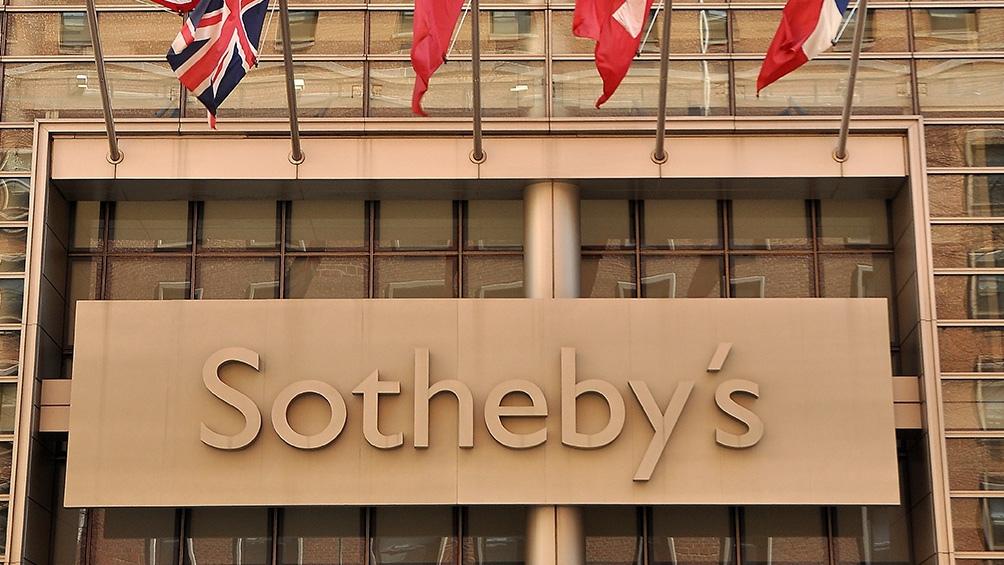 La sede de Sotheby, en Nueva York.