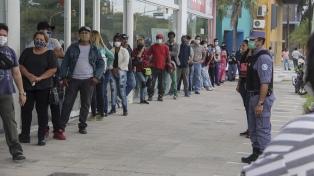 Efecto IFE: la cobertura social en la Argentina por la pandemia es la más alta de la región