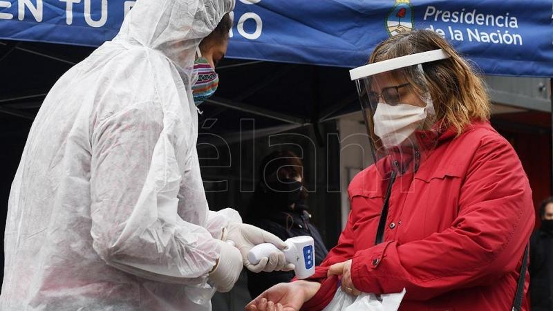 La provincia de Buenos Aires suma 4.666 casos y alcanza los 475.319 contagios