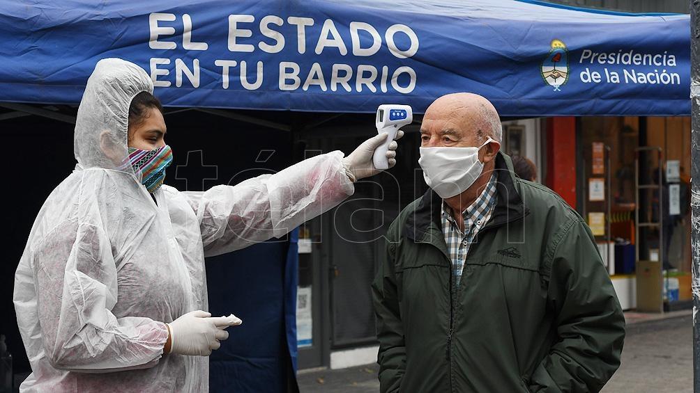 En el territorio bonaerense fallecieron 908 personas desde la llegada de la pandemia al país, en marzo pasado.