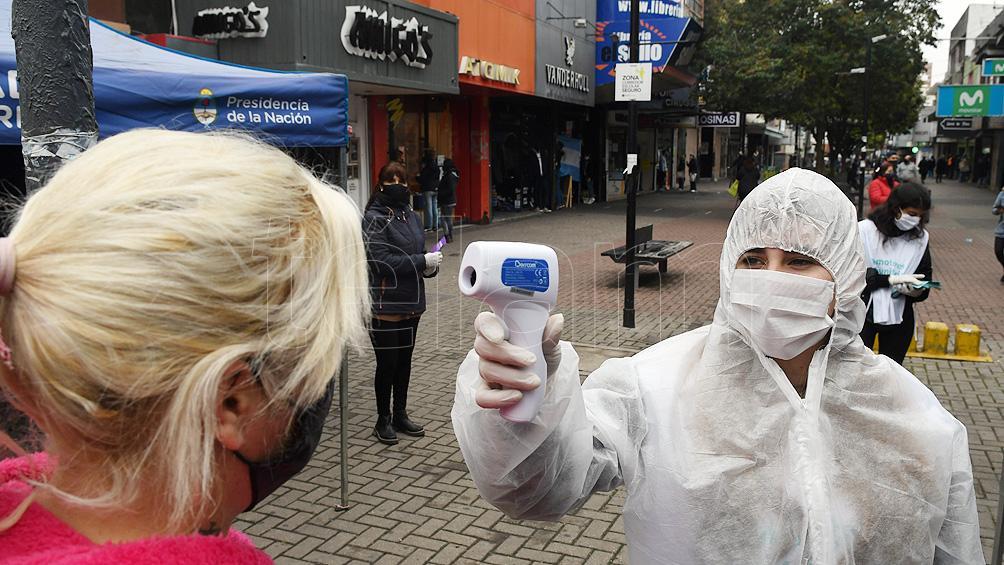 La provincia de Buenos Aires suma 5.123 casos y los contagios ascienden a 759.568