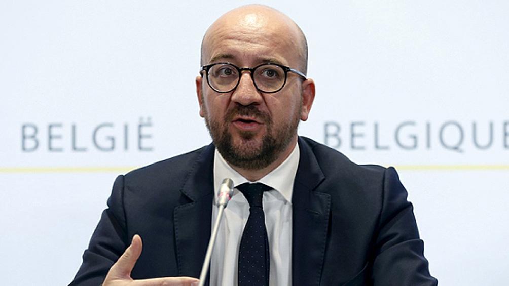 Charles Michel, aspira a que Biden viaje en la primavera europea a Bruselas