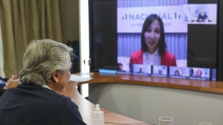 """Alberto Fernández: """"Hay que ser firmes y entender que circular hoy es un riesgo enorme"""""""
