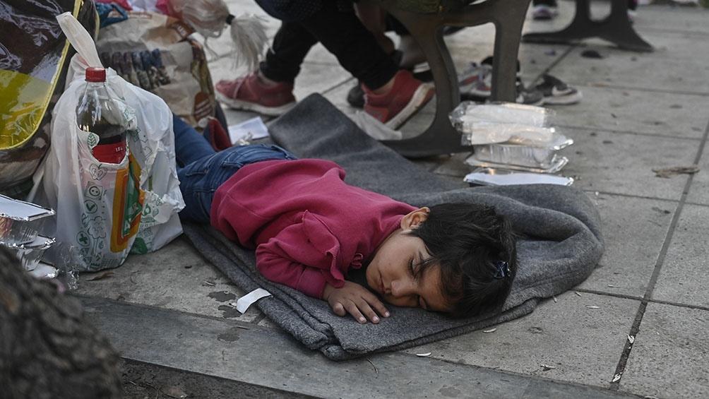 El Comisionado ayuda a perseguidos y desplazados de todo el mundo.