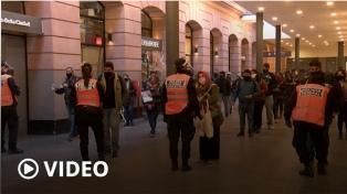 Leve caída en la circulación en autopistas, colectivos y trenes en Ciudad de Buenos Aires