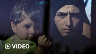 La ONU clama al mundo por refugiados y desplazados