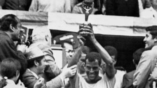 La conquista de la Jules Rimet fue la principal propaganda de la dictadura de Brasil