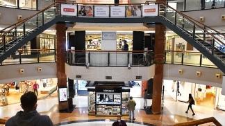En Córdoba ya volvieron a funcionar los centros comerciales, con los protocolos de rigor.