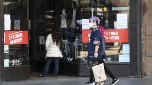 La actividad económica bajó 2,6% durante febrero y 2,4% en el primer bimestre del año