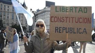 Macri y líderes de Juntos por el Cambio apoyaron la protesta por Vicentin