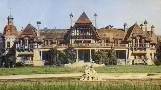Hace 50 años se remató el Palacio San Jacinto, de los Unzué