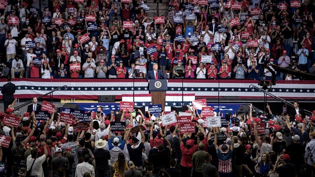 Los Stones amenazan con demandar a Trump