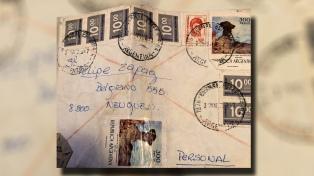 Memoria que regresa: historia de una carta enviada en 1978 y que fue revelada ahora