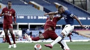 Everton quiere ser único puntero en la Premier League tras su visita a Southampton